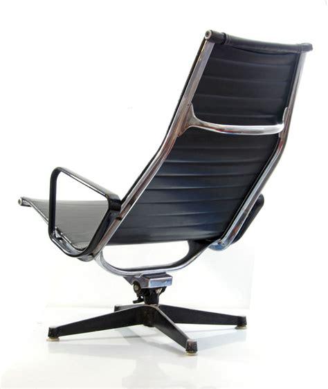 eames lounge chair vintage eames lounge chair ea 124 original vintage sold