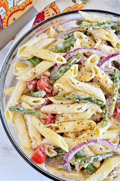 pasta salad recipe the best pasta salad recipe collection landeelu