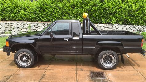 Marty Mcfly Truck For Sale by 1985 Toyota Sr5 Replica Of Marty Mcfly S Truck