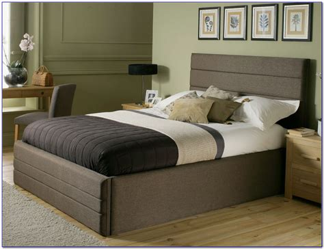 bed frames for king size luxury king size bed frame with headboard and