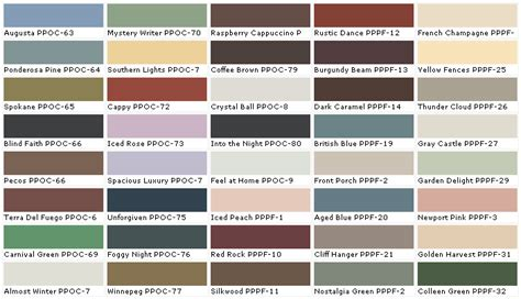 behr paint color codes behr paints chip color swatch sle and palette 2017