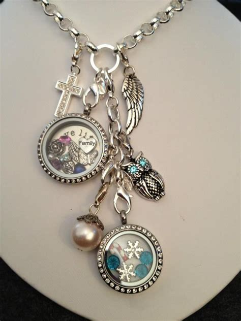 charms for origami owl best 25 floating lockets ideas on living