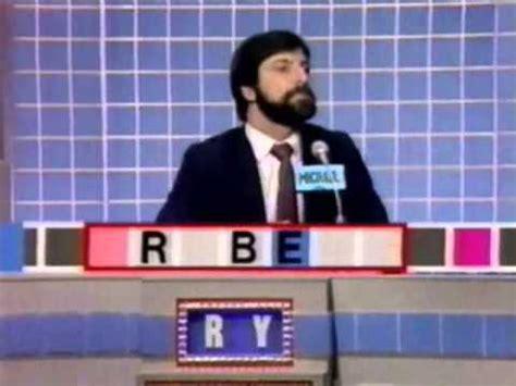 scrabble show scrabble show 1985