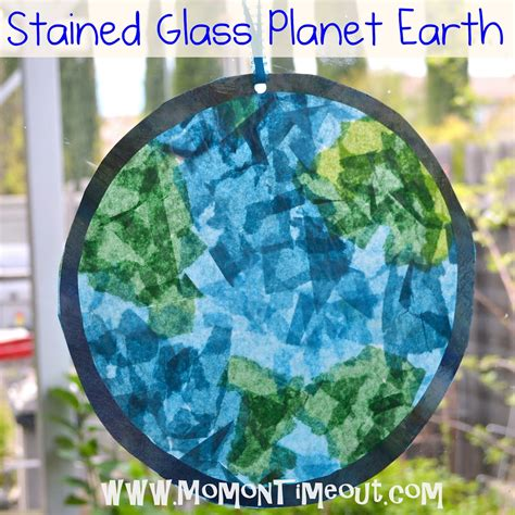 stained glass crafts for earth days crafts for ye craft ideas