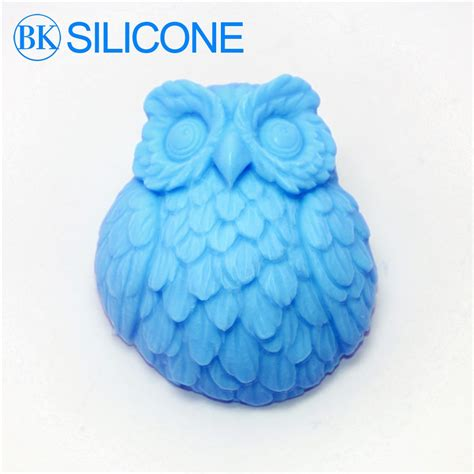 where to buy silicone aliexpress buy 2015 3d owl mold soap annimal candle