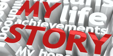 my story what s your story