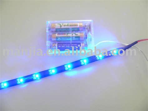 battery led light strips battery powered led light 4 5v blue led buy