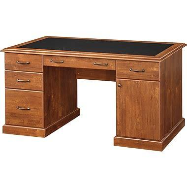 desk at staples whalen 174 leadenhall desk medium cherry staples 174