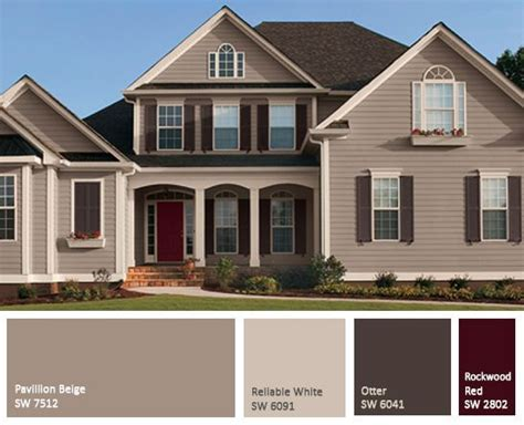house exterior colors best 25 exterior paint combinations ideas on