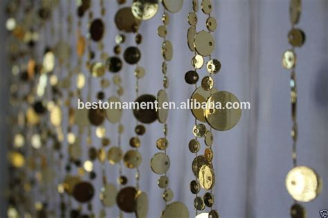 hanging beaded curtains chagne bubbles gold hanging beaded curtains buy