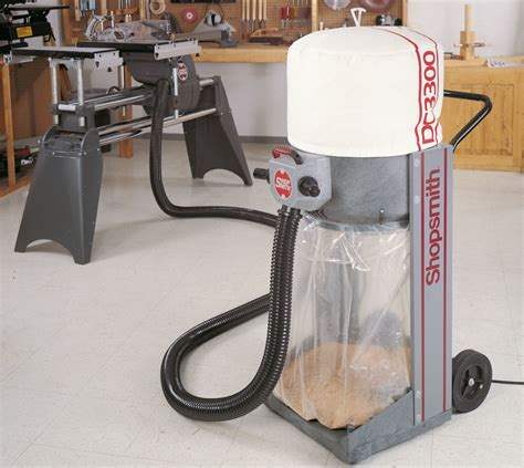 woodworking vacuum systems shopsmith dc 3300 dust collector