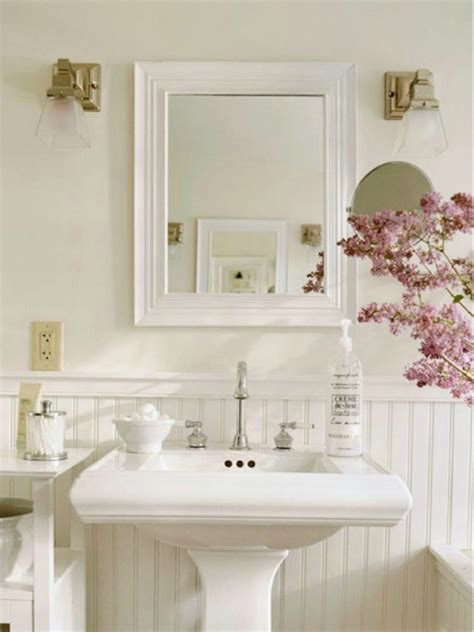 cottage style bathroom accessories shabby chic bathrooms ideas