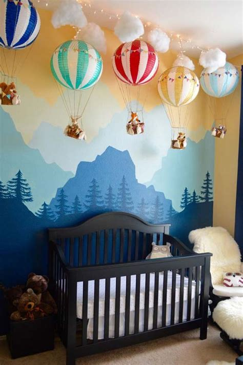 nursery room decoration ideas 22 terrific diy ideas to decorate a baby nursery amazing