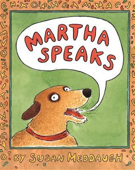 show me pictures of books martha speaks by susan meddaugh reviews discussion