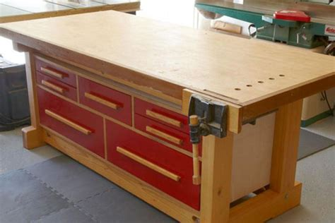 woodworking workbench plans free 17 free workbench plans and diy designs
