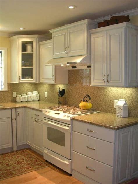 white appliance kitchen ideas small white kitchen home design ideas pictures remodel