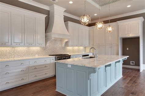 white kitchen backsplashes white and silver iridescent tile backsplash transitional