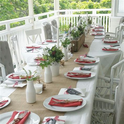 table ideas australia 17 best ideas about casual table settings on