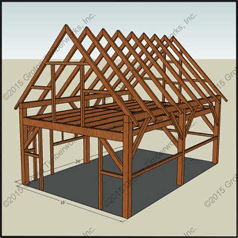 10 X 20 Cabin Floor Plan timberframe sheds amp garages groton timberworks