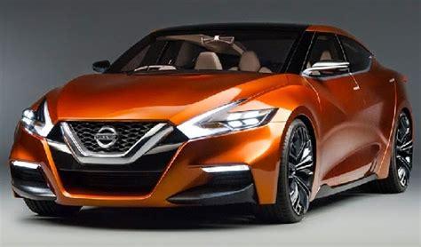 Nissan Maxima Concept by 2015 Nissan Maxima Concept Sport Car Design