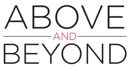 and beyond briccetti among chosen as above and beyond