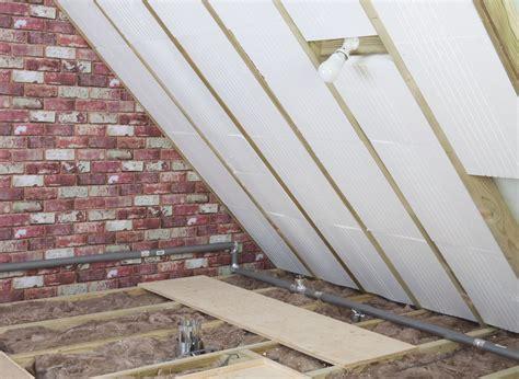 how to insulate a loft ideas amp advice diy at b amp q