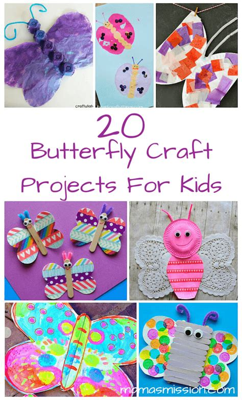 butterfly craft for monarch butterfly crafts