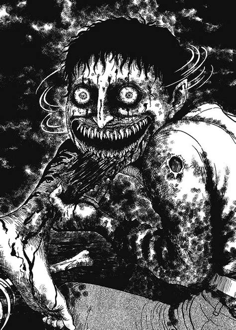 horror mangas 20 best images about junji ito horror on