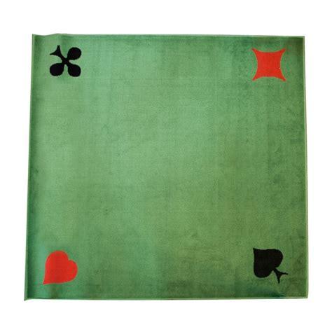tapis pour jouer aux cartes