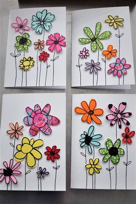 paper craft cards 17 best ideas about mothers day cards on