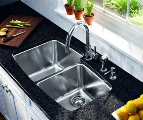 metal kitchen sinks 9 best kitchen sink materials you will