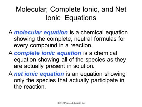 Modification Definition And Exles by Completed Definition Completed Definition Complete Ionic