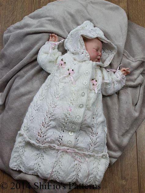 baby sleeping bag knitting pattern uk knitted baby sleeping bag pattern 151 by shifio craftsy