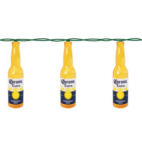 corona string lights corona bottle string lights