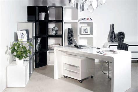 white office desk furniture white modern office desk