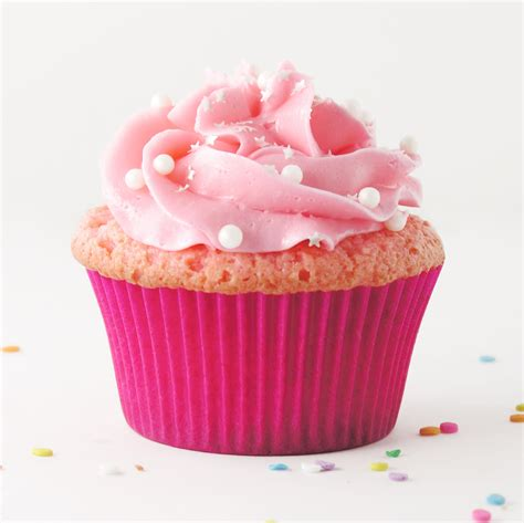 cupcakes and pink chagne and raspberry cupcakes easybaked