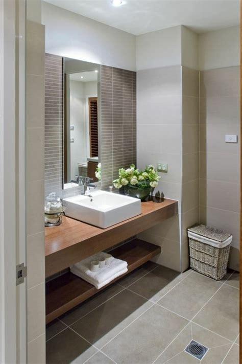 japanische badezimmermöbel waschtisch aus holz f 252 r mehr gem 252 tlichkeit im bad