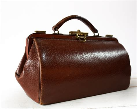 leather doctor bags for leather doctor bag great patina with its
