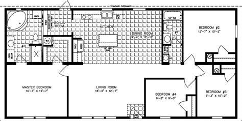 jacobsen mobile home floor plans floor plans manufactured homes modular homes mobile