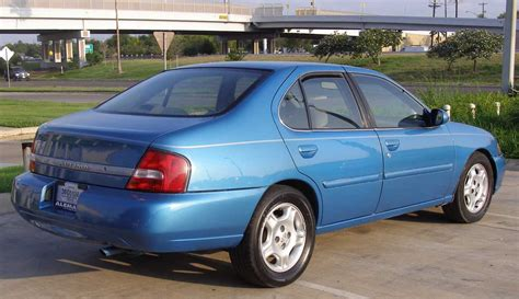 2000 Nissan Altima by 2000 Nissan Altima Ii Pictures Information And Specs
