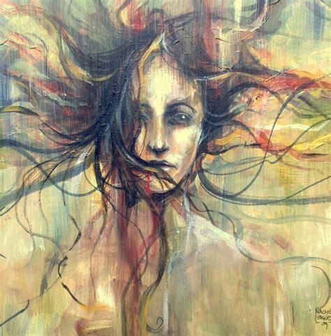 enamel acrylic paint on canvas 40 creative canvas painting ideas