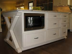 microwave in kitchen island built in microwave design ideas