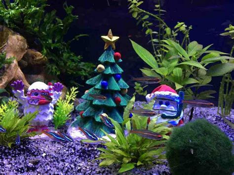 Log Cabin Themed Home Decor aquarium christmas decorations decor ideasdecor ideas