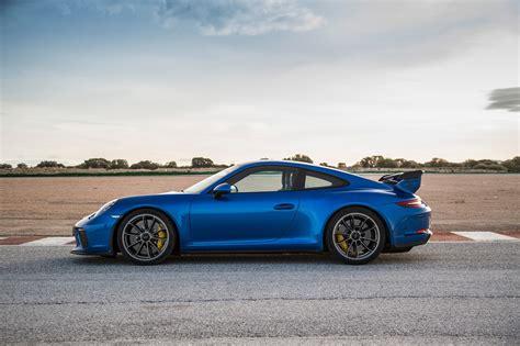 Porsche 911 Gt3 by 2018 Porsche 911 Gt3 Side Profile 02 Motor Trend