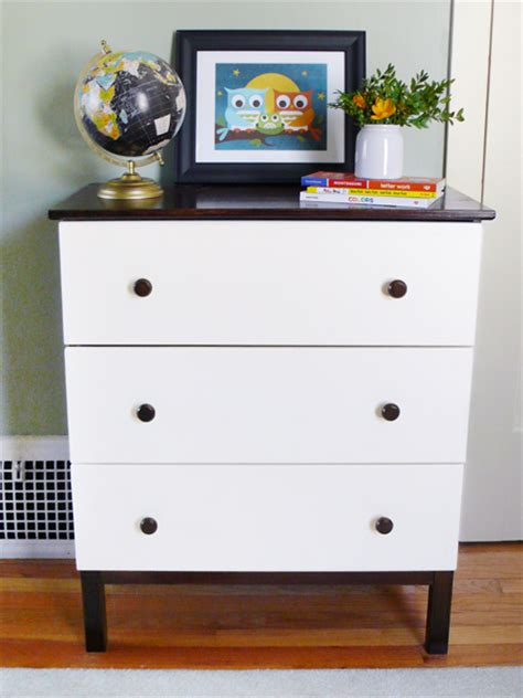 dresser diy a diy ikea tarva dresser for our modern kid rather square