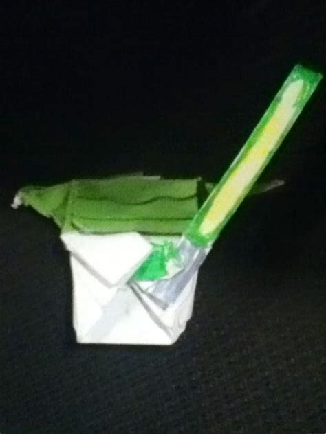 origami cover yoda superfolder maxs legit cover yoda origami yoda