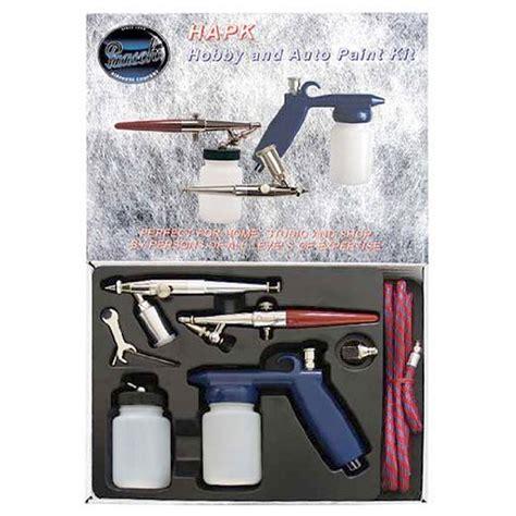 spray paint kit paasche hapk 3 airbrush spray gun hobby auto paint kit ebay