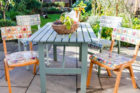 decoupage for outdoors furniture decoupage 30 ideas and master classes to