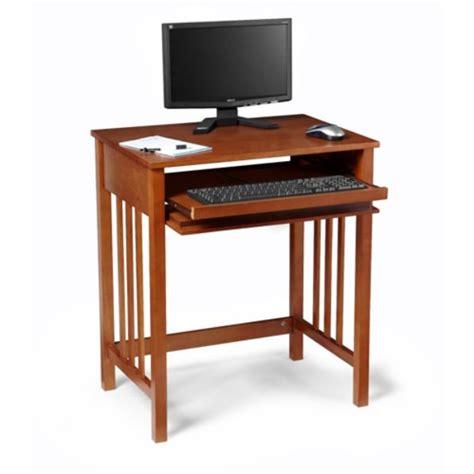small wooden computer desks compact wood computer desk in desks