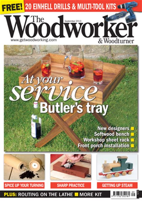 woodwork magazine subscription the woodworker magazine subscription isubscribe